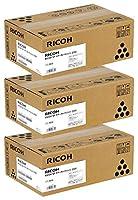 RICOH SP トナーカートリッジ 2300 513829 純正品 3本セット