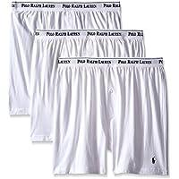 Ralph Lauren Polo Mens Knit Logo Waistband Boxers