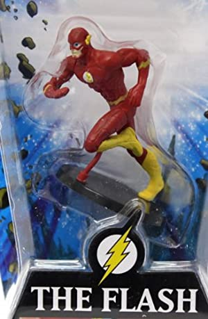 DC COMICS(DC コミック)THE FLASH(フラッシュ)2.75 Inch Figurine(2.75インチ フィギュア)【並行輸入品】