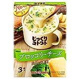 ポッカサッポロ じっくりコトコトスープ ブロッコリーチーズポタージュ 3袋入×5箱