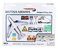 Daron Worldwide Trading RT6001 British Airways Airport Playset [並行輸入品]