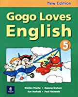 Gogo Loves English Student Book (Level 5)