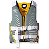 Coleman Company Stearns V1 Series Hydroprene Life Jacket, Women's, Gold, Large