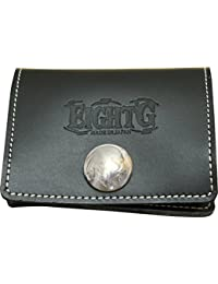 (エイトジー) EIGHT-G オリジナルレザーコインケース 5セントコインデザインコンチョ付き 小銭入れ 8WA-04