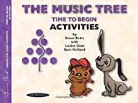 Music Tree - Time to Begin - Activities (Frances Clark Library for Piano Students)