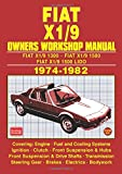 Fiat X1/9 Owners' Workshop Manual (Owners Workshop Manual)