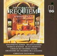 Requiem / Sinfonia in G / Sinfonia in B-Flat