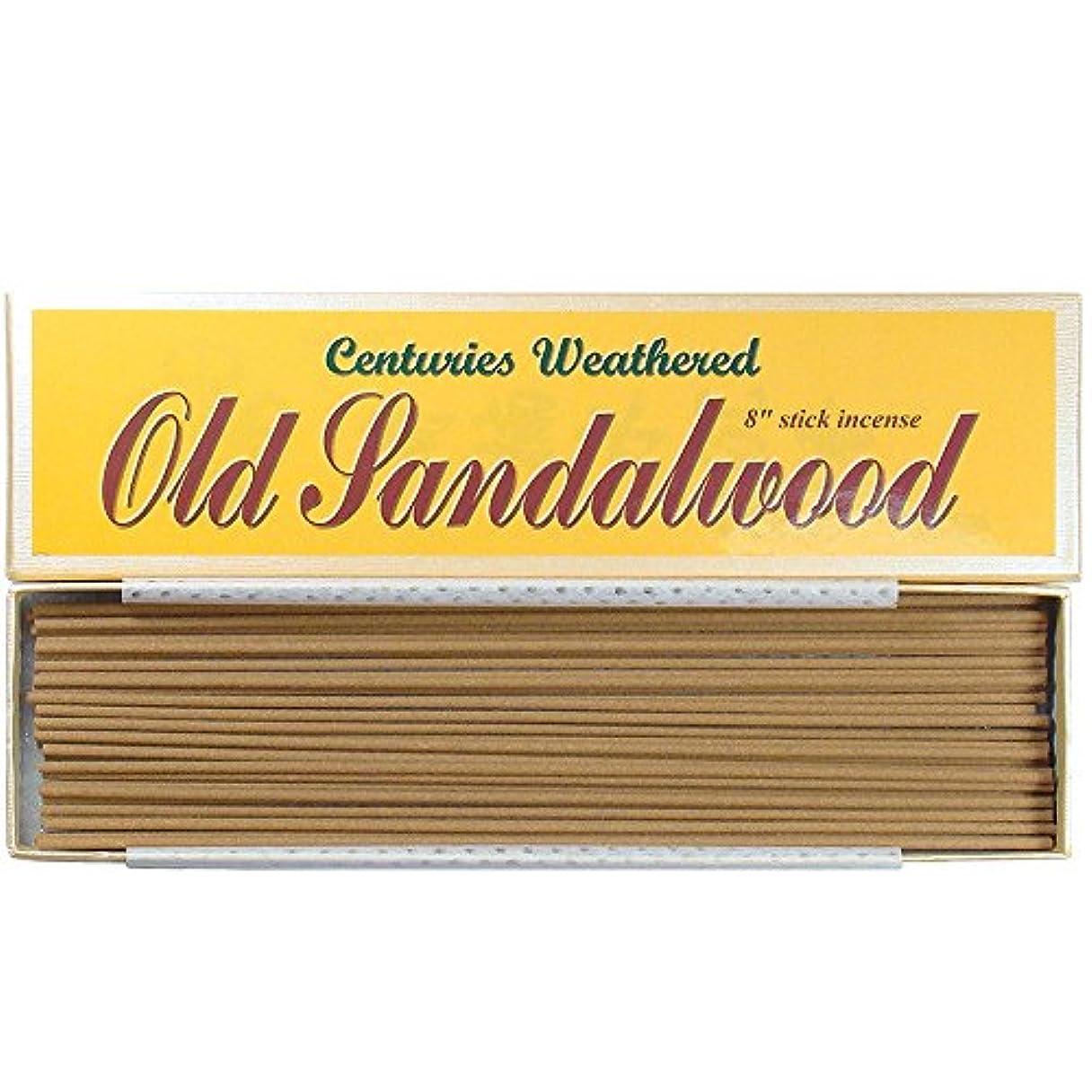 なぜ事前コンデンサー風化何世紀もIndian古いサンダルウッド – 8