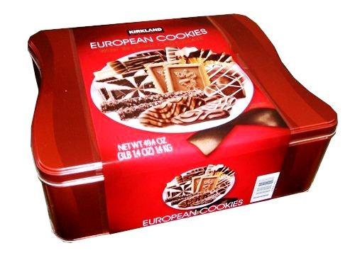 KIRKLAND (カークランド) シグネチャー クッキー詰め合わせ 1kg