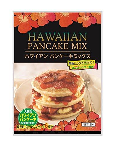 アイ ハワイアンパンケーキミックス 120g