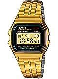 CASIO(カシオ) A-159WGEA-1/A159WGEA-1 スタンダード デジタル ゴールド ユニセックスウォッチ 腕時計 [並行輸入品]