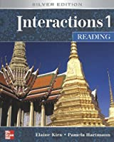 Interactions 1 Reading Student Book: Silver Edition