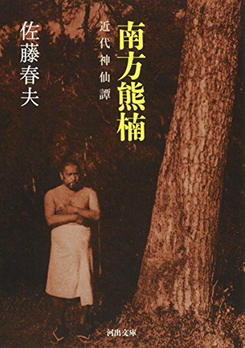 南方熊楠: 近代神仙譚 (河出文庫)の詳細を見る