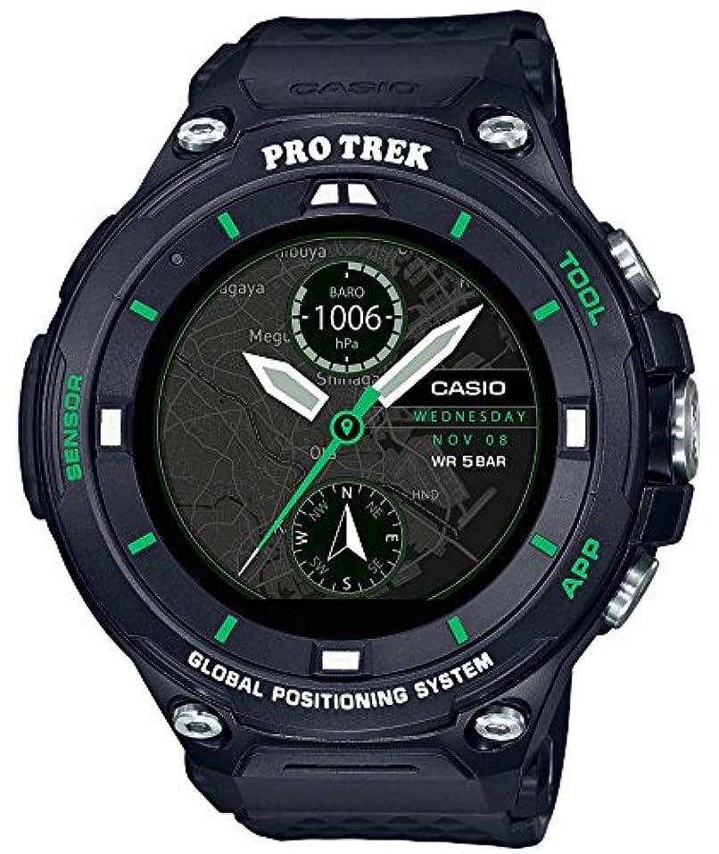 賞賛する百年ほうき[カシオ]CASIO スマートアウトドアウォッチ プロトレックスマート GPS搭載 WSD-F20X-BK メンズ