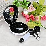 Green : Haicar Pretty Egg Design Contact Lens Case Box Set Cleaning Holder Soak Storage u6906