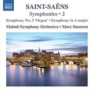 Saint-Saens: Symphonies 2