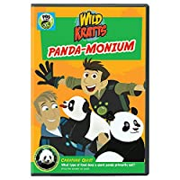 Wild Kratts: Panda-Monium [DVD] [Import]