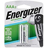Energizer Energizer Recharge Extreme NH12ERP2 AAA (Packaging may vary), 2ct