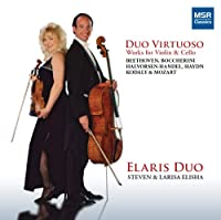 Duo Virtuoso: Works for Violin & Cello