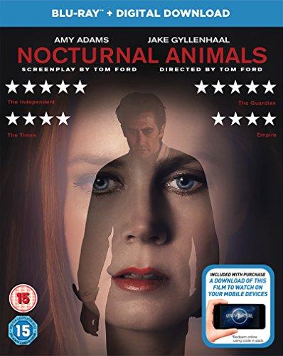 Nocturnal Animals [Region B] [Blu-ray]