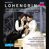 『ローエングリン』全曲 R.ジョーンズ演出、ナガノ&バイエルン国立歌劇場、カウフマン、ハルテロス、他(2009 ステレオ)