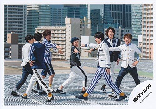 関ジャニ∞ (エイト) 公式生写真 (集合写真)KJA00049
