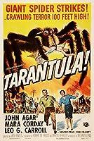"""「Tarantula映画ポスター壁アートプリントby alleycatshirts @ Zazzle 11"""" x 16"""" 5124801_2_0"""