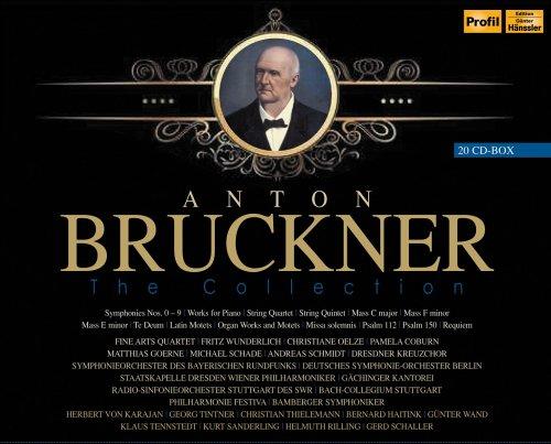 アントン・ブルックナー ~ エディション (Anton Bruckner ~ The Collection) (20CD Box) [輸入盤]
