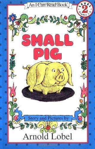 Small Pig [Paperback] [Jan 01, 1700] Arnold Lobelの詳細を見る