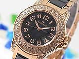 (フォリフォリ) Folli Follie 腕時計 #WF9B020BPK ブラック 並行輸入品