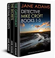 DETECTIVE MIKE CROFT BOOKS 1-3 three enthralling crime mysteries