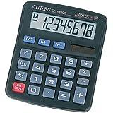 シチズン ミニデスク型電卓(8桁表示) DM8003Q