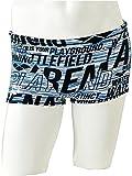 arena(アリーナ) メンズ トレーニング用 競泳水着 ショートボックス タフスーツ FSA-7608 BLU M