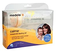 Baby / Child Recommended Medela Calma Breastfeeding Friendly Set - Your Friendly Solution To Breastmilk Infant by Medela
