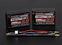 Turnigy nano-tech 5000mah 2S3P 30~60C Hardcase Saddle Lipo Pack (ROAR APPROVED)