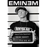 Eminem Poster criminal records (61cm x 91,5cm)