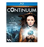 Continuum: Season One [Blu-ray] [Import]