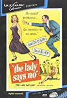Lady Says No / [DVD] [Import]