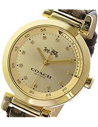 コーチ スポーツ 1941SPORT クオーツ レディース 腕時計 14502539 ゴールド [並行輸入品]