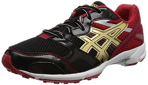 [アシックス] 運動靴 LAZERBEAM RB TKB207(17春夏モデル) 9094ブラック/ゴールド 21.5