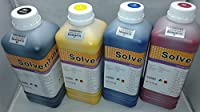 Eco溶剤のインクMimaki / Mutoh / Roland Large Formatプリンタ4色/ 4リットル