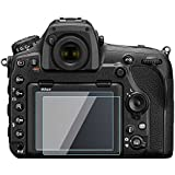 Nikon D850 D810 D750 D500 Screen Protector Tempered Glass 0.33mm thickness 9H Hardness for Nikon D850 D810 D750 D500 DSLR Camera 2 Pack