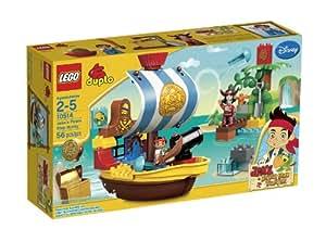 ディズニージェイクとネバーランドの海賊船