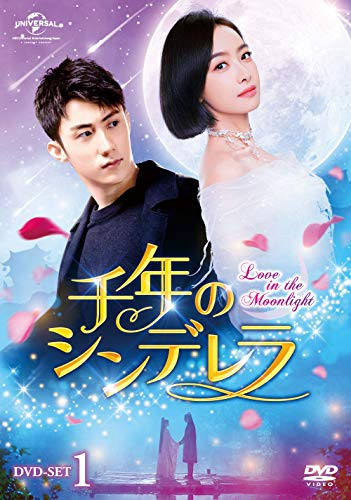 千年のシンデレラ~Love in the Moonlight~ DVD-SET1