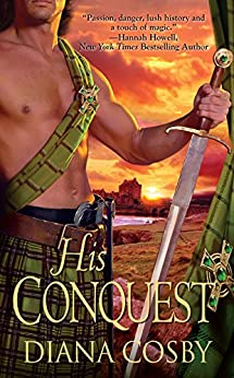 His Conquest (MacGruder Brothers) by [Cosby, Diana]