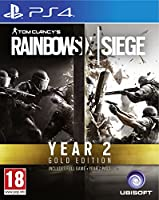 Tom Clancy's Rainbow Six Siege - Year 2 Gold Edition (PS4) (輸入版)