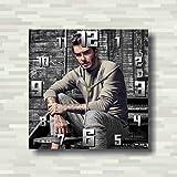 David Beckham デビッド・ベッカム 29 Handmade Wall Clock