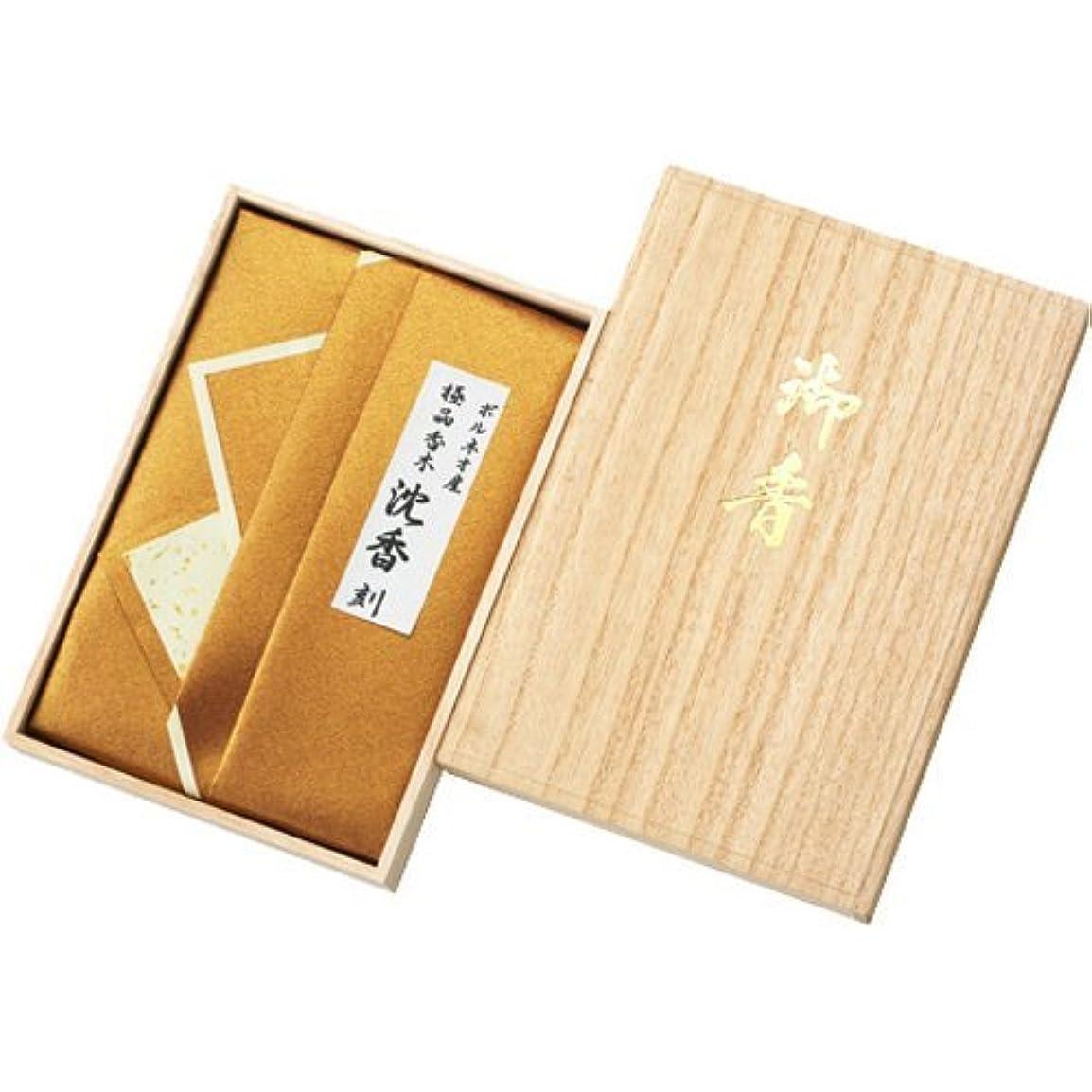 委員会に負けるバランスボルネオ産極品香木沈香 刻 30g