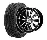 サマータイヤ・ホイール 1本セット 20インチ お勧め輸入タイヤ 245/35R20 + ANHELO CORAZON(アネーロコラソン)