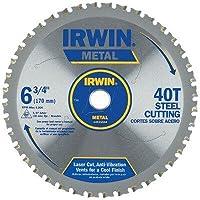 IRWIN Tools Metal-Cutting Circular Saw Blade 7 1/4-inch 48T (4935556) [並行輸入品]